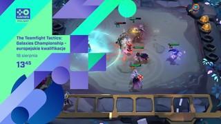 Teamfight Tactics po raz pierwszy w telewizji